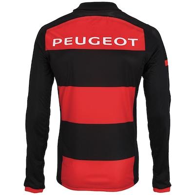 Camisa Manga Longa adidas Flamengo I 2014 s/nº