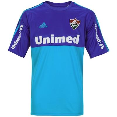 Camisa de Goleiro Fluminense II 2014 s/nº adidas