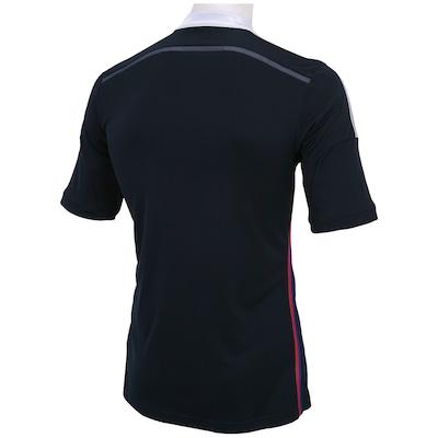 Camisa adidas Lyon III 2014 s/n°
