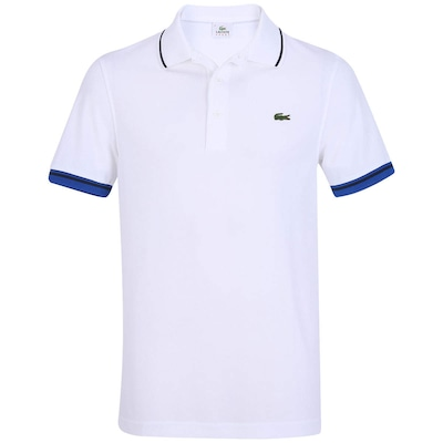 Camisa Polo Lacoste Slim Fit - Masculina