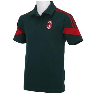 Camisa Polo adidas Milan Viagem - Masculina