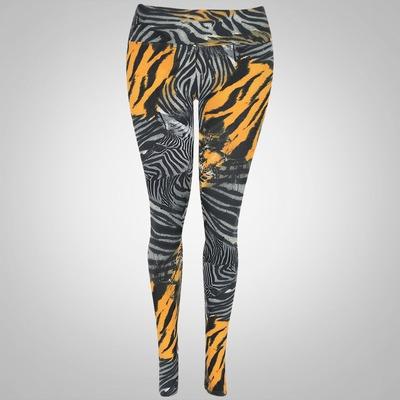 Calça Oxer Legging Zebra Onça - Feminina