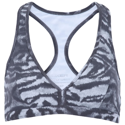 Top Oxer Slim Zebra Cinza
