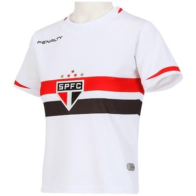 Camisa Penalty São Paulo I 2014 s/n° - Feminina