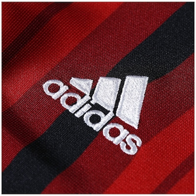 Camisa adidas Milan I 2014-2015 s/ n°- Infantil