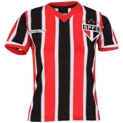 Camisa Penalty São Paulo II 2014 nº10 - Feminina