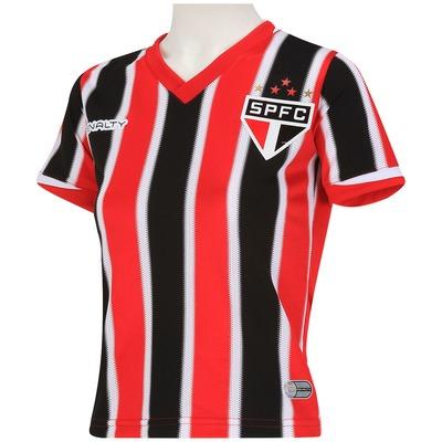 Camisa Penalty São Paulo II 2014 s/nº - Feminina