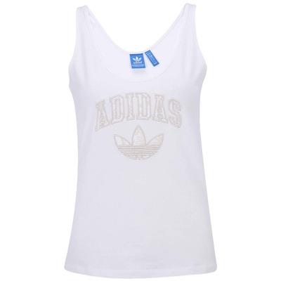 Camiseta Regata adidas Slim Q2 - Feminina