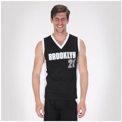 Camiseta Regata Brooklyn nº 21 - Masculina