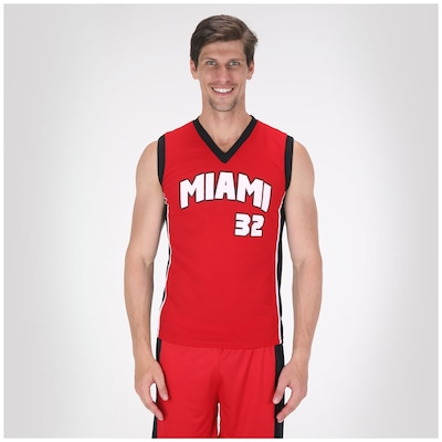 Camiseta Regata Miami nº 32 - Masculina