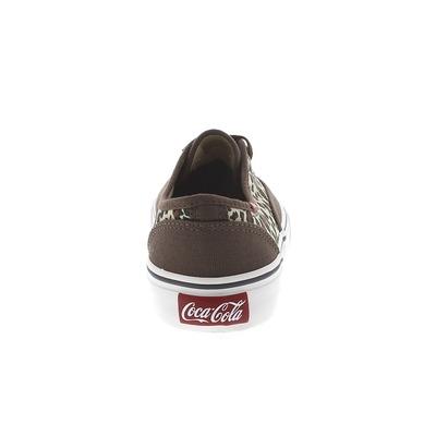 Tênis Coca-Cola Kick Animal Print - Feminino