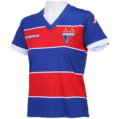 Camisa Kappa Fortaleza I nº 10 – Feminina