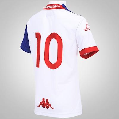 Camisa Kappa Fortaleza II 2014 Nº 10 – Feminina