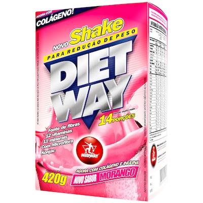 Shake Midway Diet Way - Morango - 420g