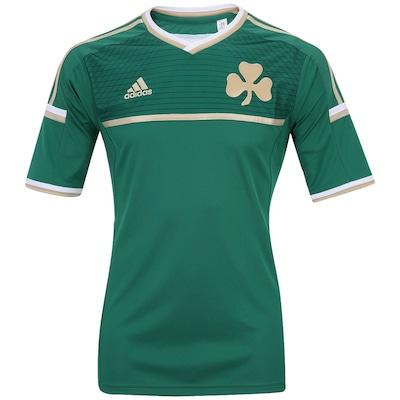 Camisa adidas Panathinaikos I 2014 s/n°