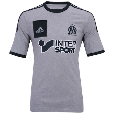 Camisa adidas Olympique de Marseille II 2014-2015 s/nº