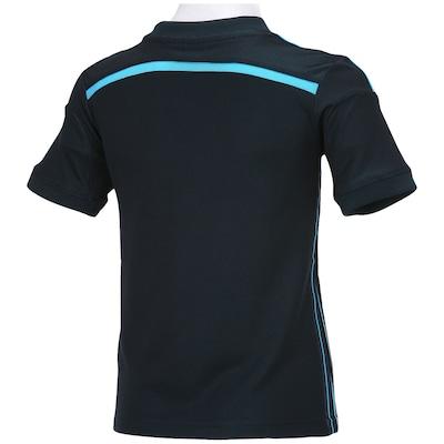 Camisa adidas Chelsea III 2014 s/nº - Infantil