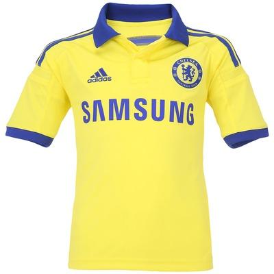 Camisa adidas Chelsea II 2014-2015 – Infantil