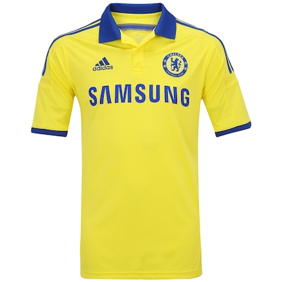 Camisa adidas Chelsea II 2014 s/nº