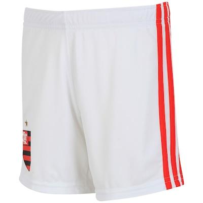 Kit Uniforme adidas Flamengo II 2014 - Infantil