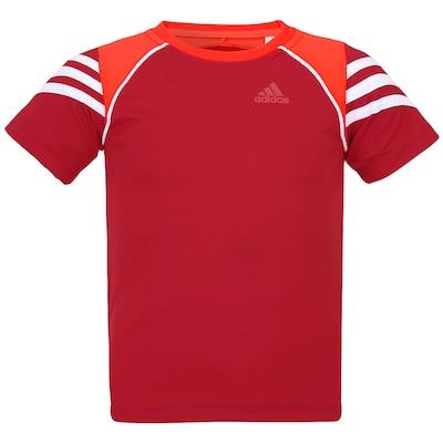 Camiseta adidas Clima LB – Infantil