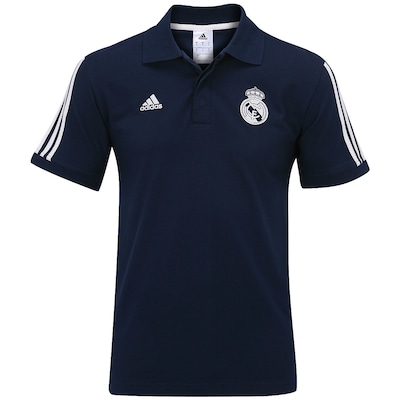 Camisa Polo adidas Real Madrid Core - Masculina
