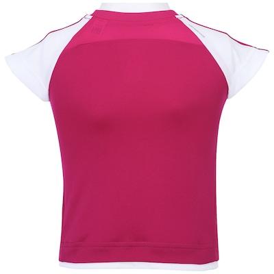Camiseta adidas Clima LG Feminina – Infantil