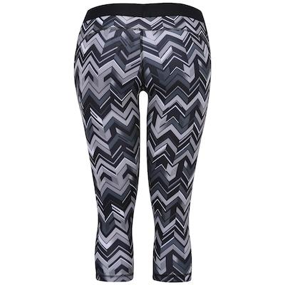 Calça Corsário adidas Gráfica I TechFit - Feminina