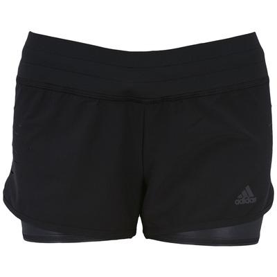 Short Duplo adidas Spower – Feminino