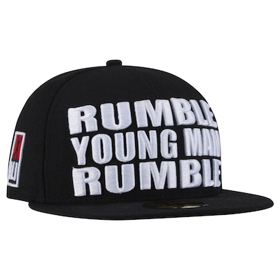Boné Aba Reta New Era Ali Quote Rumble - Fechado - Adulto