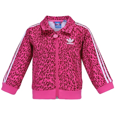 Agasalho adidas I Firebird Cheetah - Infantil