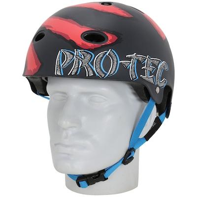 Capacete de Skate Pro-Tec Hosoi B2 SXP - Adulto