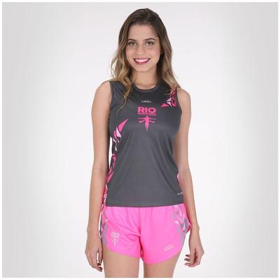 Camiseta Regata Olympikus Comercial - Feminina