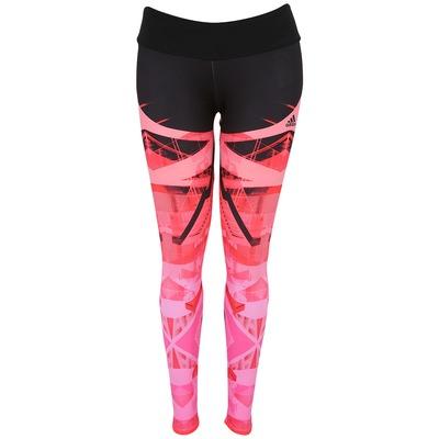 Calça Legging adidas Graf Spower - Feminina