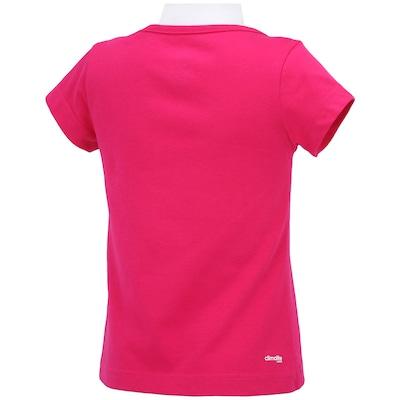 Camiseta adidas Ess Linear Girls Feminina - Infantil