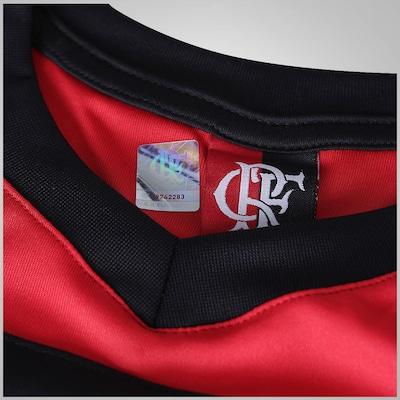 Camisa do Flamengo Foot Braziline - Masculina