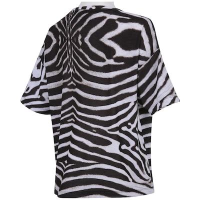 Camiseta adidas Zebra - Feminina
