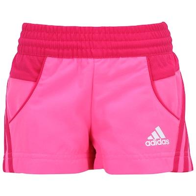 Short adidas Clima L Girls Feminino - Infantil