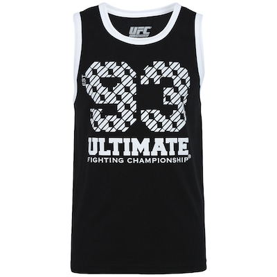 Camiseta Regata UFC Octógono 93 - Masculina