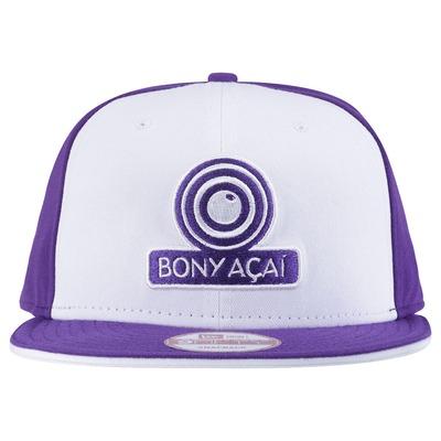 Boné Aba Reta New Era Bony Açaí - Snapback - Adulto