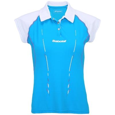 Camisa Polo Babolat Performance - Feminina