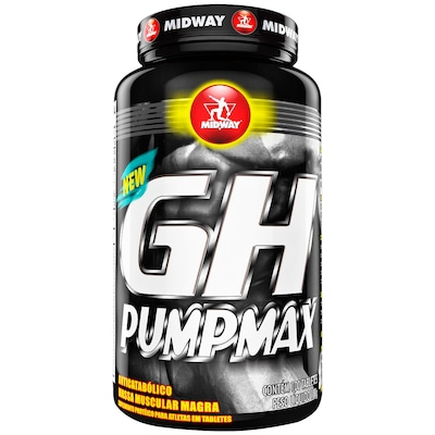 GH Pumpmax – 100 Tabletes – Midway