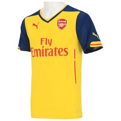 Camisa Puma Arsenal II 2014-2015 s/nº