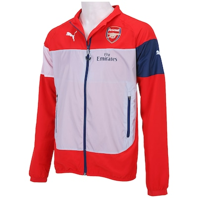 Jaqueta Arsenal Puma Viagem 14 - Masculina
