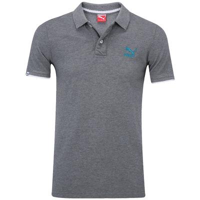 Camisa Polo Puma Heritage - Masculina