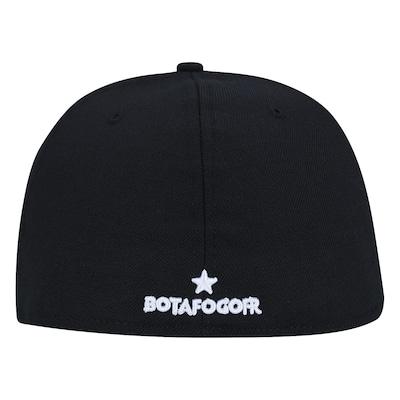 Boné Aba Reta New Era Botafogo - Fechado - Adulto