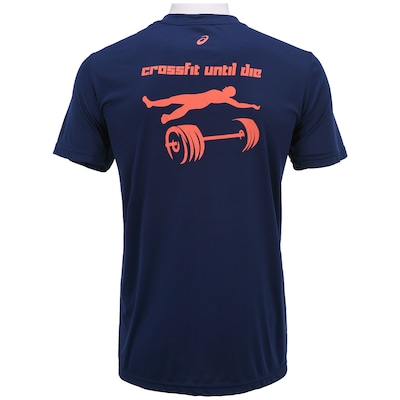 Camiseta Asics Ss Go - Masculina