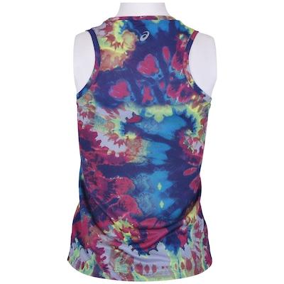 Camiseta Regata Asics Cor Basic Single - Feminina