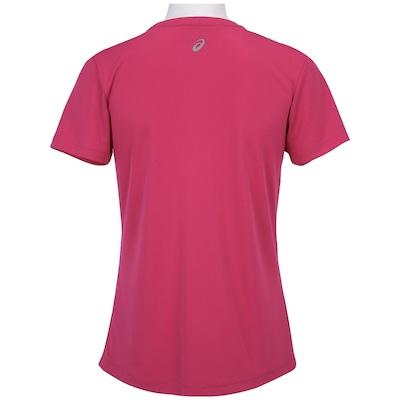 Camiseta Asics Core Print SS – Feminina