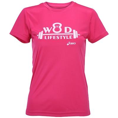 Camiseta Asics Wod Lifestyle - Feminina